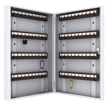 Шкаф металлический для ключей Кл-80 без брелков
