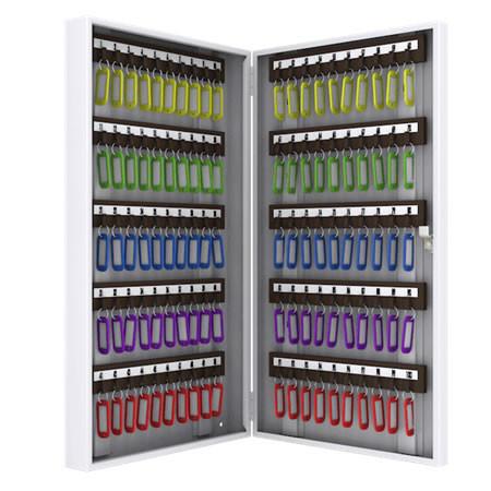 Шкаф металлический для ключей Кл-100 без брелков