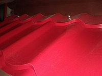 Металлочерепица СуперМонтерей глянец красный