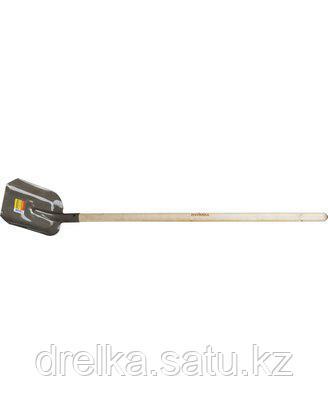 Лопата совковая GRINDA 280х230х1420мм, черенок в/с, 421825 , фото 2