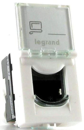 Информационная розетка Legrand 5e FTP