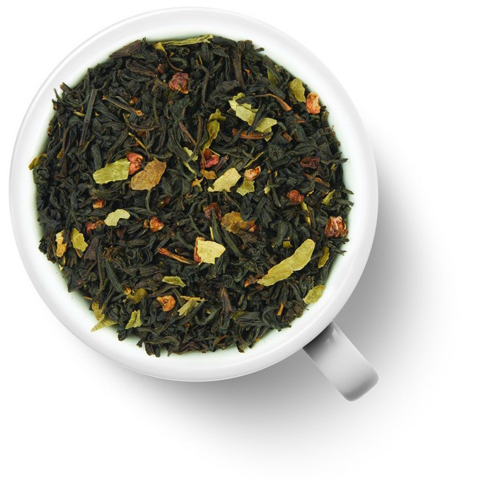 Зеленый сливочный чай