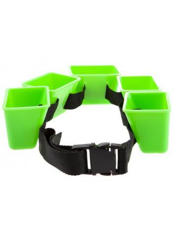 MadWave Поясной тренажер для плавания с сопротивлением Break Belt