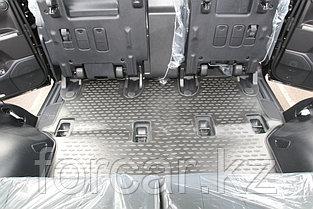 Коврики в салон TOYOTA Land Cruiser 200, 2012-2015 4 шт. (полиуретан), фото 3