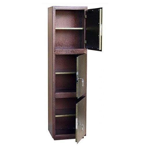 Шкаф бухгалтерский МБ-60 3-х секционный