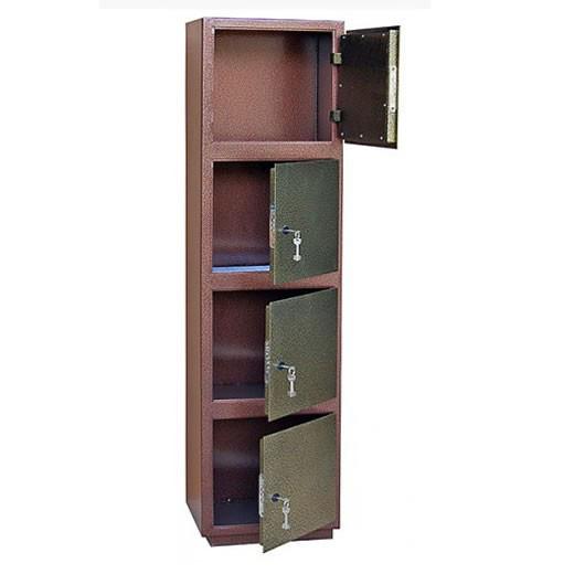 Шкаф бухгалтерский МБ-80 4-х секционный