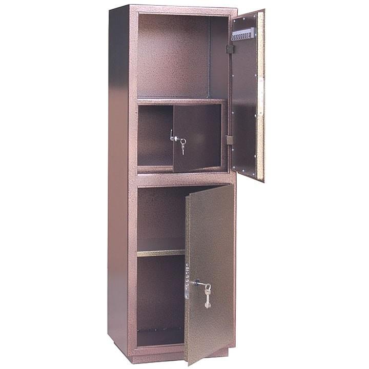 Шкаф бухгалтерский  ШБ-4 2-х секционный