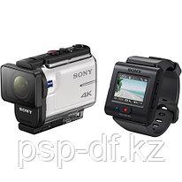 Видеокамера Sony FDR-X3000R/W (экшн камера) + пульт Live-View Remote