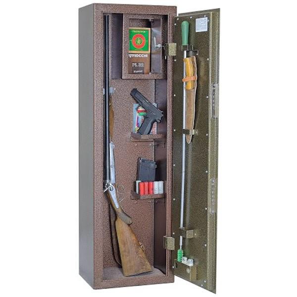 Сейф оружейный ОШ-2С 2 ствола