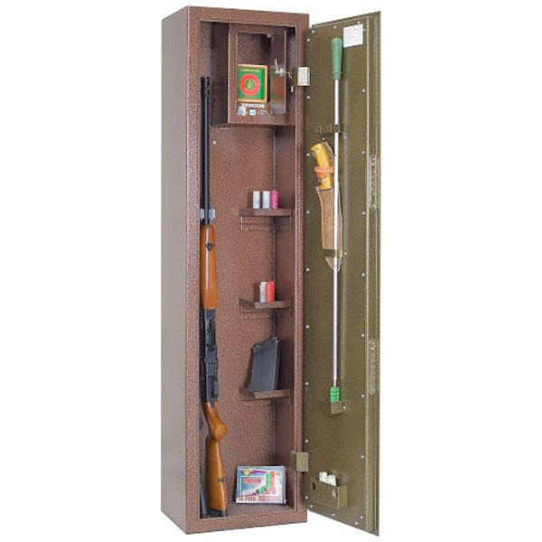 Сейф оружейный ОШ-2 2 ствола