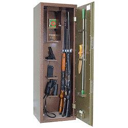 Сейф оружейный ОШ-6 6 стволов