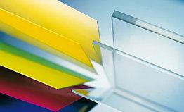 Лист Plexiglas XT 2.05*3.05m Прозрачное\Clear