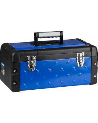 Ящик для инструмента  металлический, 470х240х215 мм, ЗУБР Профессионал, фото 2