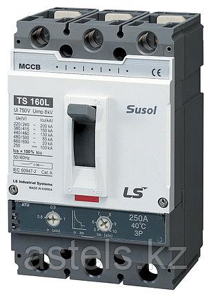 Автоматический выключатель TS160N FTU160 160A 3P EXP, фото 2