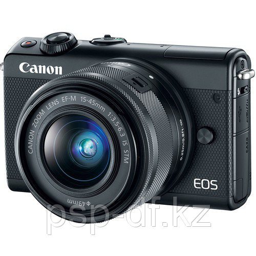 Canon EOS M100 kit EF-M 15-45mm f/3.5-6.3 IS STM