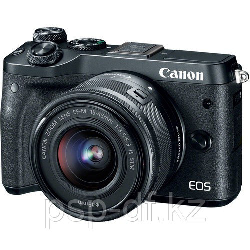 Canon EOS M6 kit EF-M 15-45mm f/3.5-6.3 IS STM