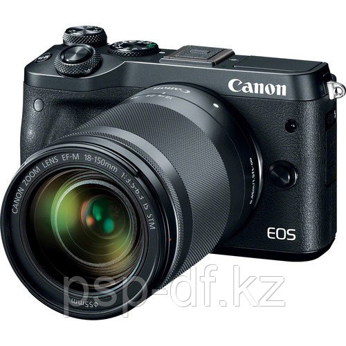 Canon EOS M6 kit EF-M 18-150mm f/3.5-6.3 IS STM