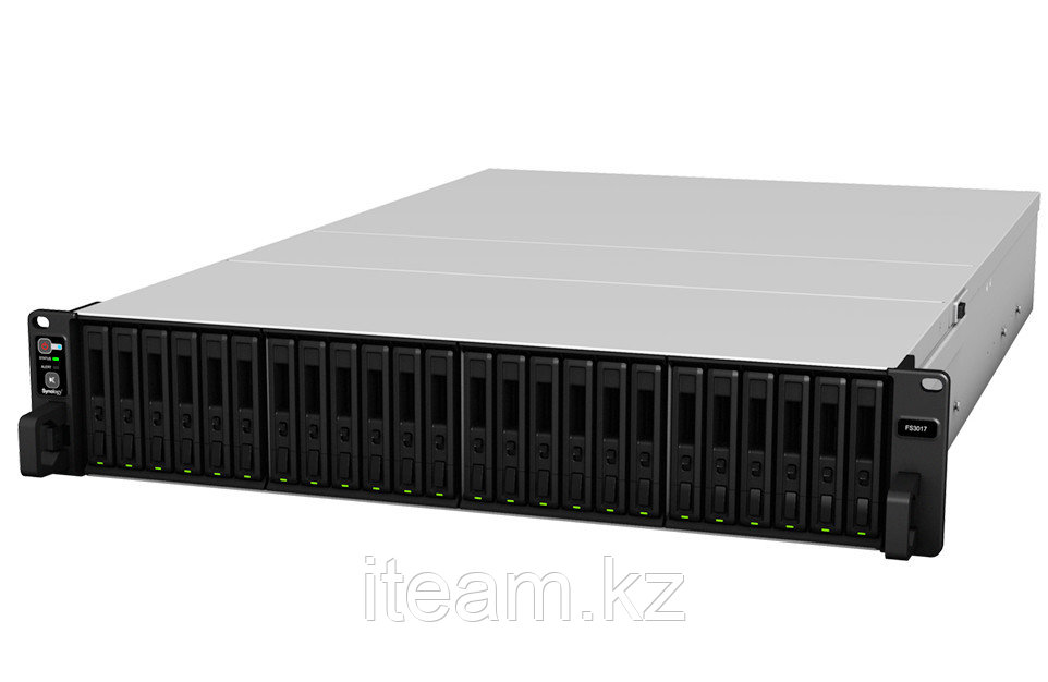 Nas-сервер  Synology RS18017xs+ 12xHDD 2U