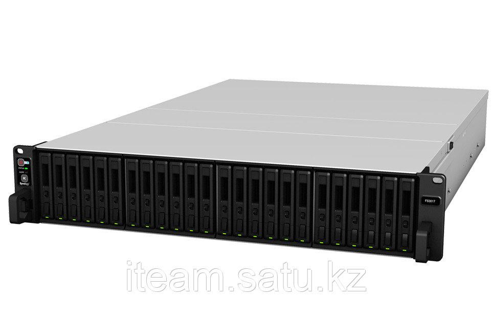 Nas-сервер  Synology RS3617xs 12xHDD 2U