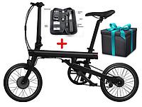Электровелосипед MiJia QiCycle от Xiaomi в Алматы, фото 1