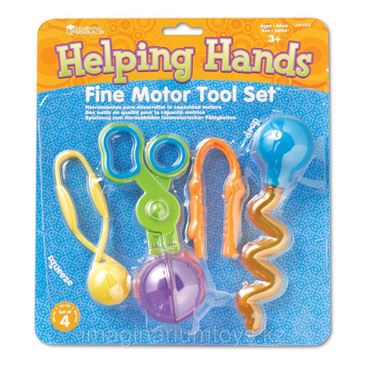 Развивающий набор «Умелые ручки» Helping Hands