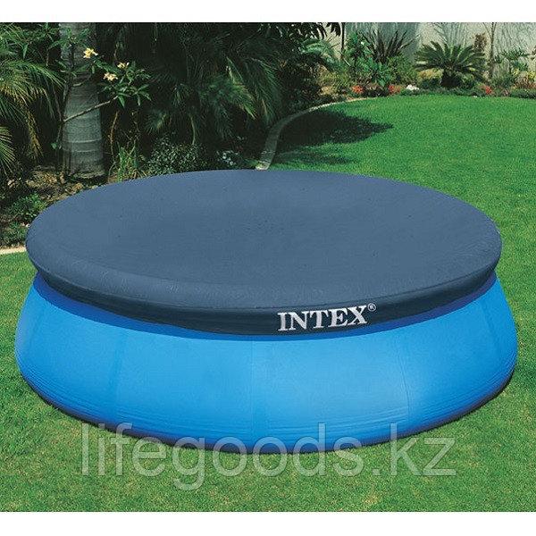 Чехол - тент для надувного бассейна диаметром 244 см, Intex 28020