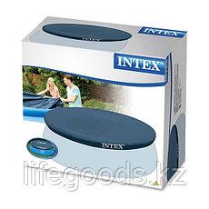 Чехол - тент для надувного бассейна диаметром 244 см, Intex 28020, фото 3