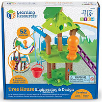 Развивающий Конструктор «Домик на дереве», фото 1