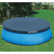 Тент - чехол для надувного бассейна диаметром 305 см, Intex 28021