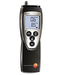Testo 512 - Дифференциальный манометр, от 0 до 2 гПа