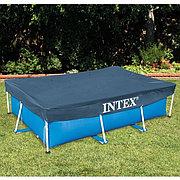 Тент - чехол для прямоугольного бассейна 300x200 см, Intex 28038