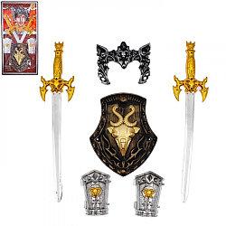 """Набор рыцаря """"Средневековый 2"""", 6 предметов"""