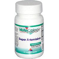 Nutricology, СУПЕР АРТЕМИЗИНИН 90 капсул. Для дополнительного лечения онкологии.