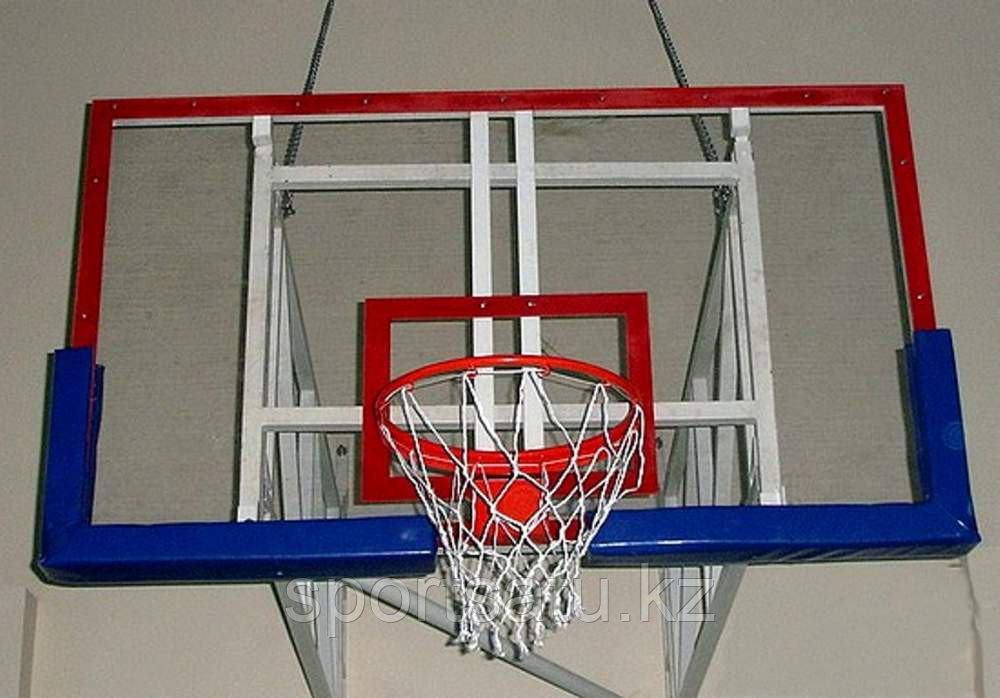 Баскетбольный щит оргстекло 120х80
