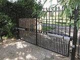 Автоматика для распашных ворот с установкой, фото 4