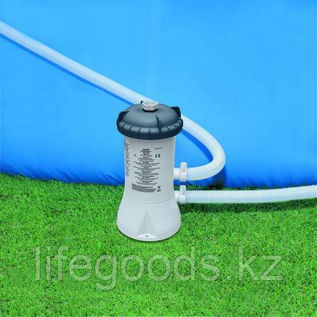 Фильтр насос для бассейна со скоростью 2006 л/ч, Intex 28604, фото 2