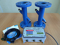 Ультразвуковой расходомер счетчик масла US 800 ДУ15 ДУ2000, фото 1