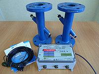 Ультразвуковой счетчик расходомер дизельного топлива US 800 ДУ15 ДУ2000, фото 1