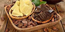 Какао масло (нерафинированное), 200 г