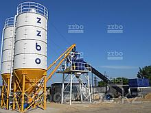 Силос цемента СЦМ-100