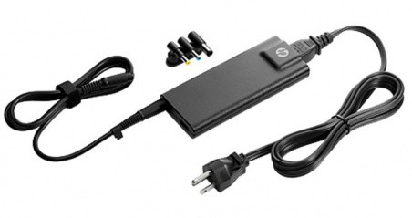 HP G6H45AA Адаптер Slim с поддержкой USB 90 Вт