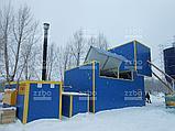Дизельный Парогенератор ПГ-1000 в блок-контейнере, фото 5