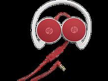 HP W1Y21AA Стереогарнитура 2800, красная