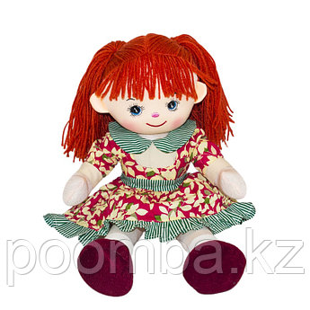 "Мягкая игрушка ""Кукла Рябинка"", 30 см"