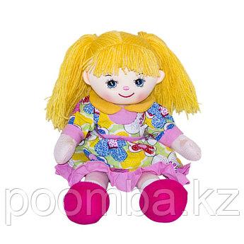 """Мягкая кукла """"Лимоника"""", 30 см"""