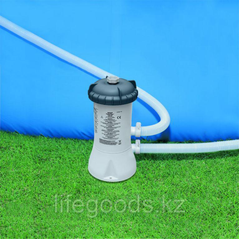 Фильтр - насос для бассейна со скоростью 3785 л/ч, Intex 28638 - фото 1