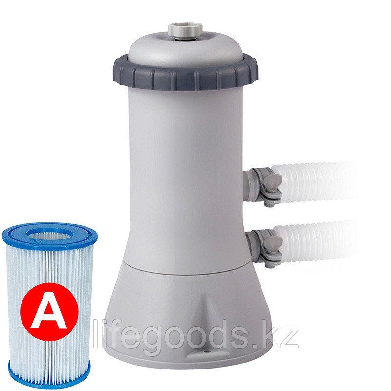 Фильтр - насос для бассейна со скоростью 3785 л/ч, Intex 28638 - фото 2