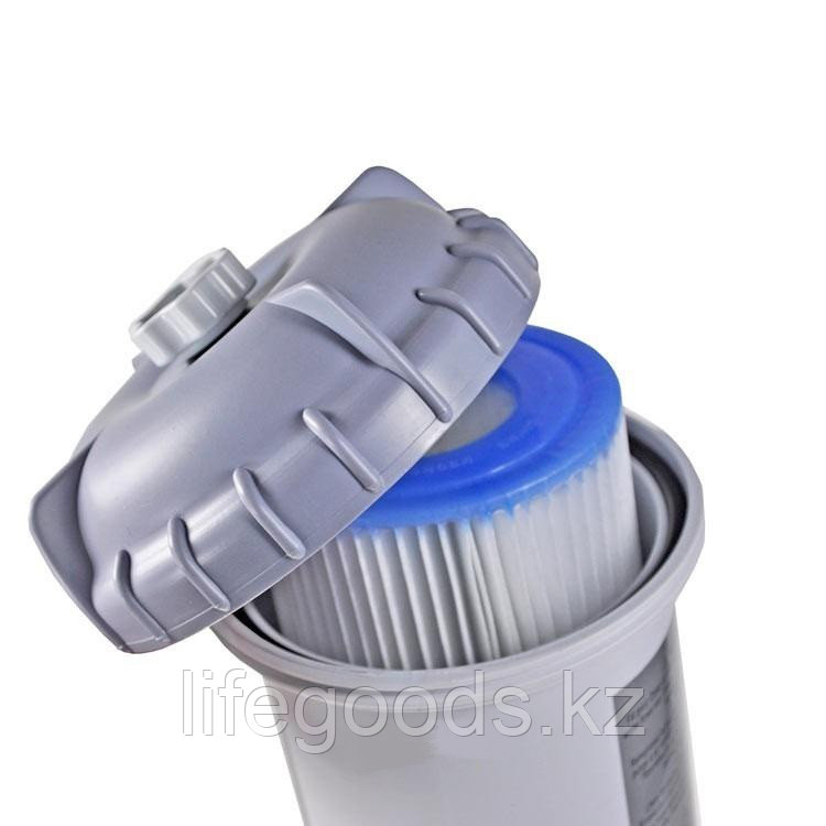 Фильтр - насос для бассейна со скоростью 3785 л/ч, Intex 28638 - фото 4