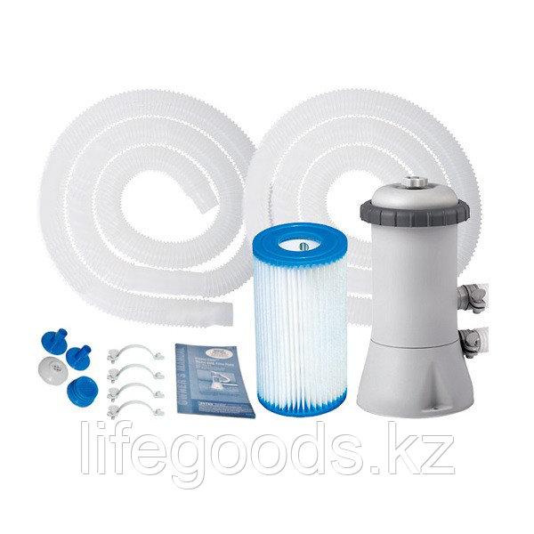 Фильтр - насос для бассейна со скоростью 3785 л/ч, Intex 28638 - фото 7