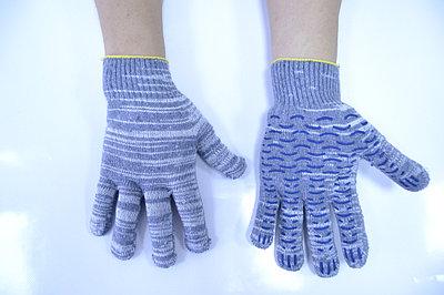Перчатки рабочие х/б «Волна»